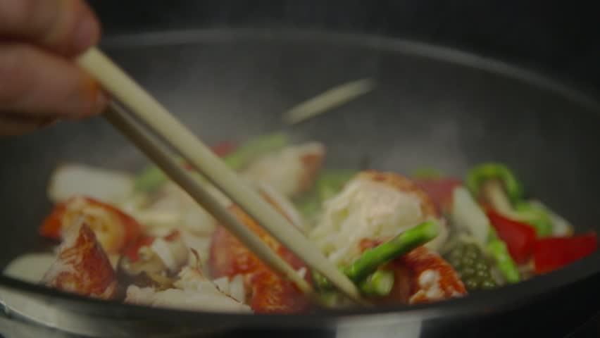 Cook vegetable   Shutterstock HD Video #29148961
