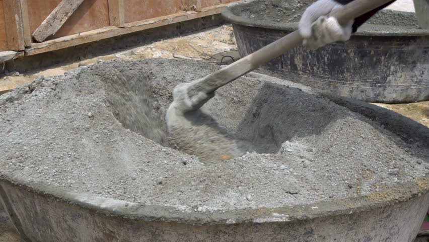 mixing of concrete If the quantity of concrete is not much enough to do with ready mix and is not less enough to do with hand mixing then mixture machine is used to mixing concrete it is convenience to use mixture machine for mixing small quantity of concrete.
