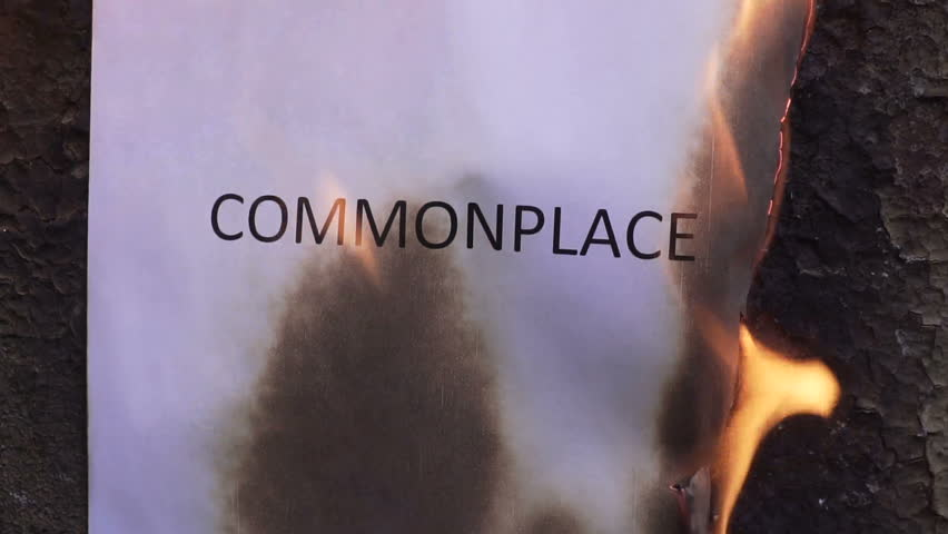 Header of commonplace