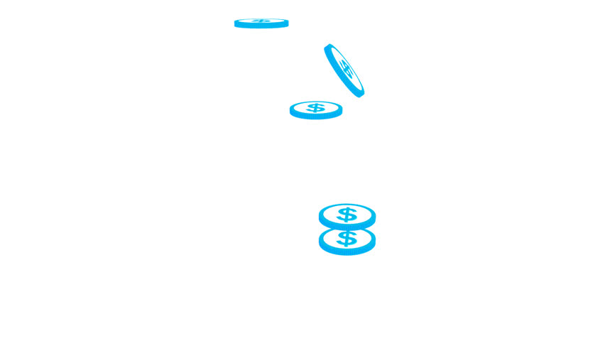 15 Coin Falling