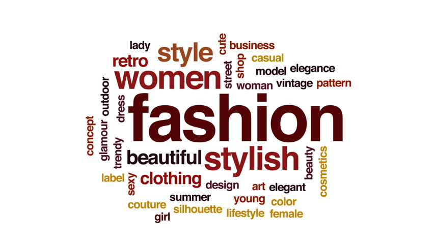 Fashion Synonyms, Fashion Antonyms 55
