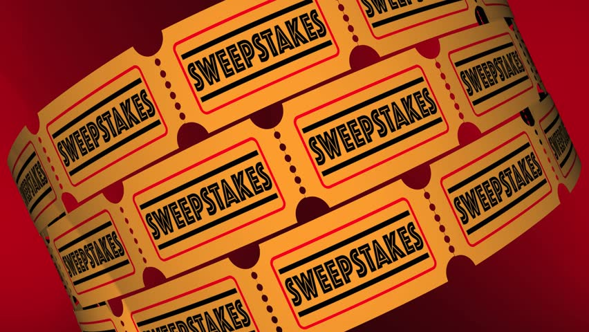 Sweepstakes Contest Raffle Lottery Tickets Stock Footage Video (100%  Royalty-free) 29527111   Shutterstock