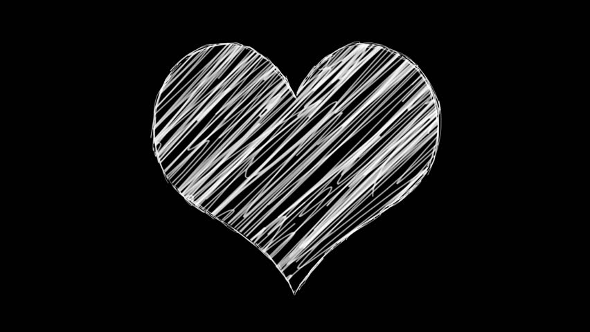 Heart Painted Black