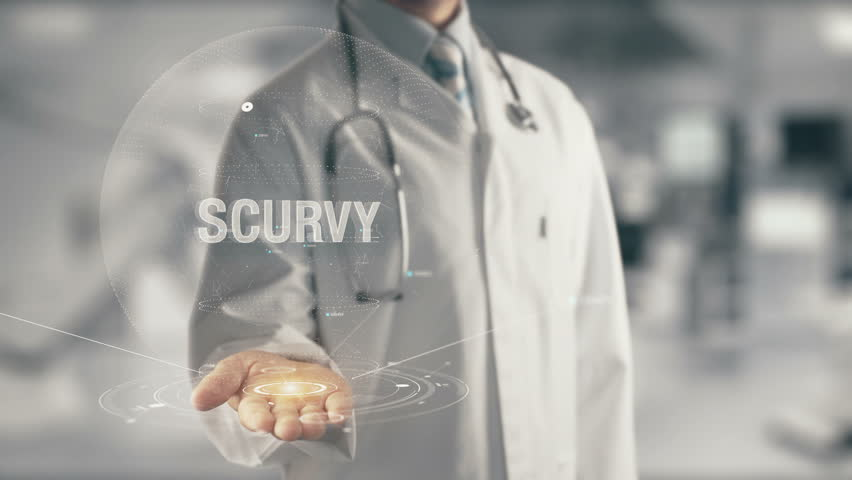 Header of scurvy