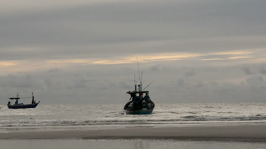 Fisherman life on the beach. #29726731