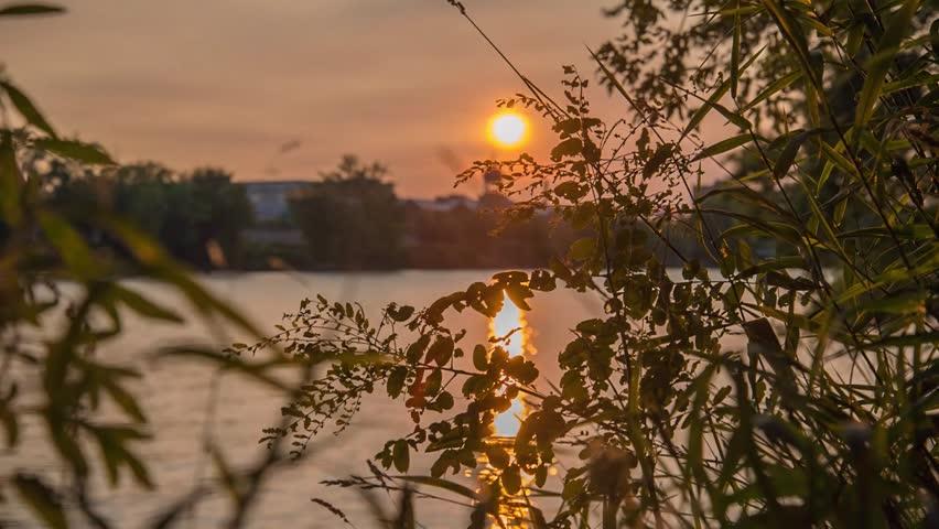 Hartford River Time lapse Connecticut