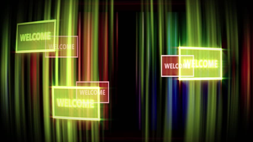 Welcome - Background Loop
