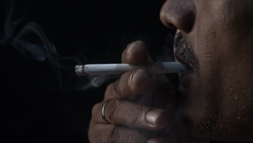 Header of smoker