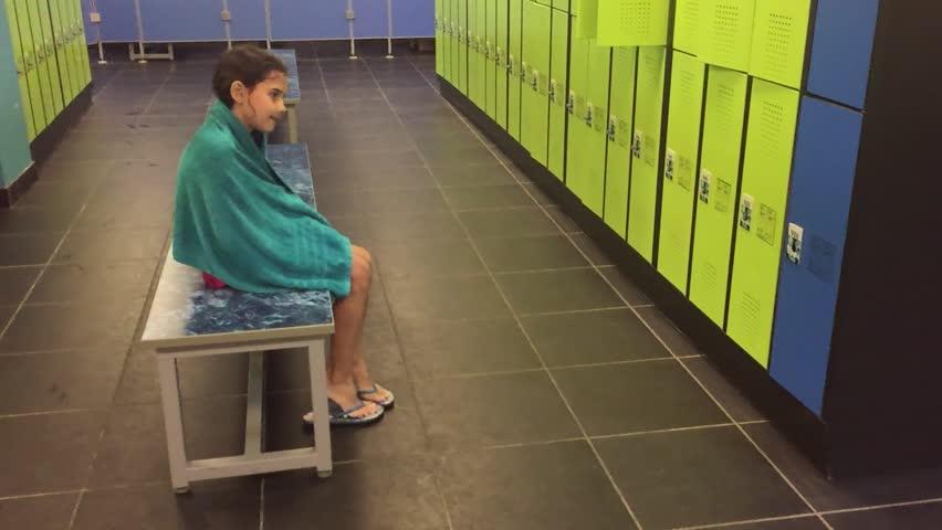 Nude teen girls locker rooms — img 14
