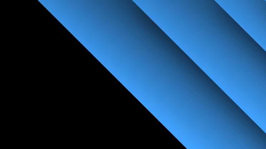 Blue Lines Diagonal Wipe. Slide Transitions. From Left to Right and From Right to Left. Alpha Channel Included.
