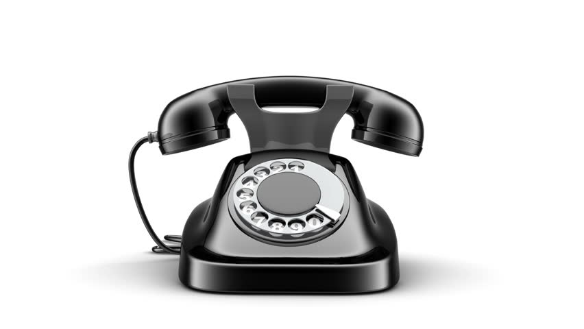 Black Old Telephone is Ringing  Stock Footage Video (100% Royalty-free)  30857941 | Shutterstock