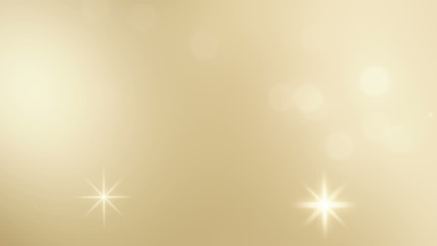 Abstract shining sparkles background - loop able animation
