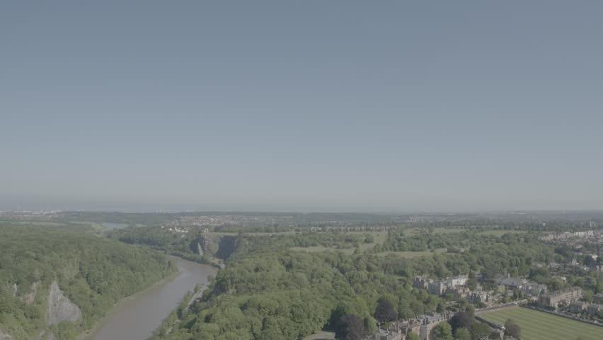 Aerial 39 of Bristol, UK, 2017