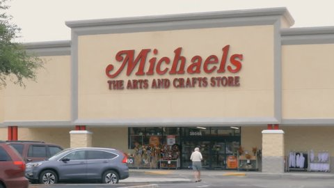 Michaels Craft Stock Video Footage 4k And Hd Video Clips