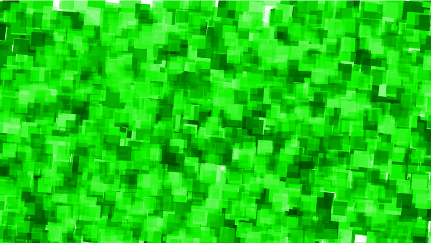 Green watercolor square mosaic papers and debris background. | Shutterstock HD Video #3142207