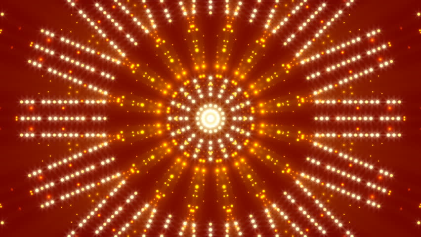 Red abstract background, motion gold light and particles, loop | Shutterstock HD Video #31440271