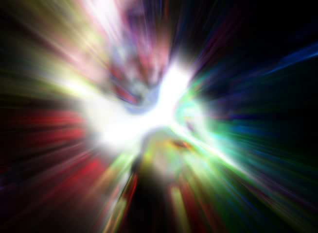 PAL - Motion 607: An explosion of light and color (Loop). | Shutterstock HD Video #3144421