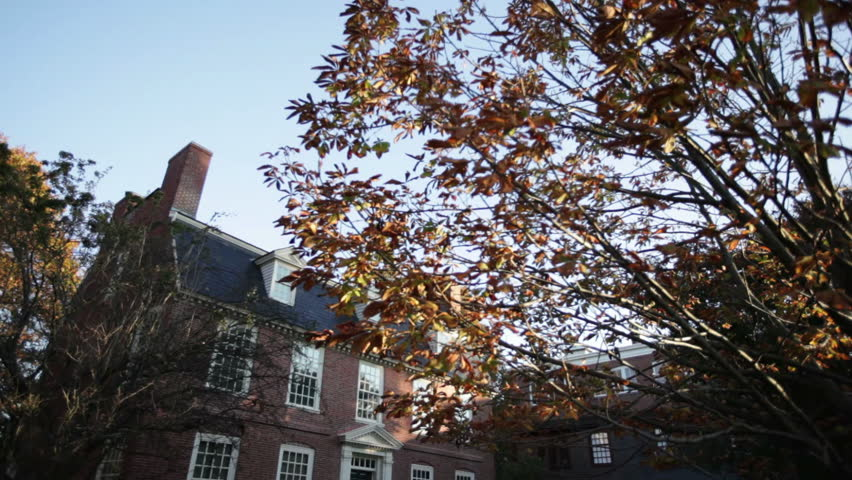 A historic house in Salem Massachusetts