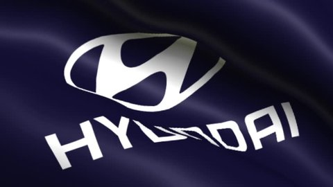 Car Logo Hyundai Stock Video Footage 4k And Hd Video Clips