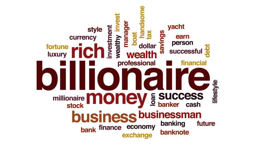 Header of billionaire