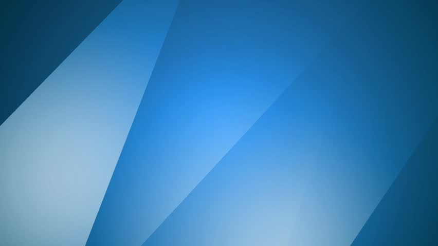 Abstract cg polygonal Blue surface. Geometric lines motion background.