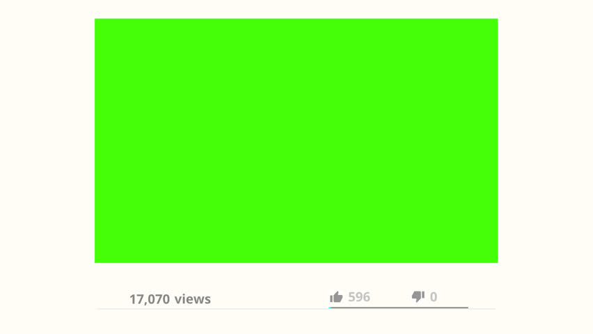 4k video with key green screen by show counter quickly increasing to 10 billion views and 100,000 Like, 600 unlike for social marketing and business uses | Shutterstock HD Video #32073439