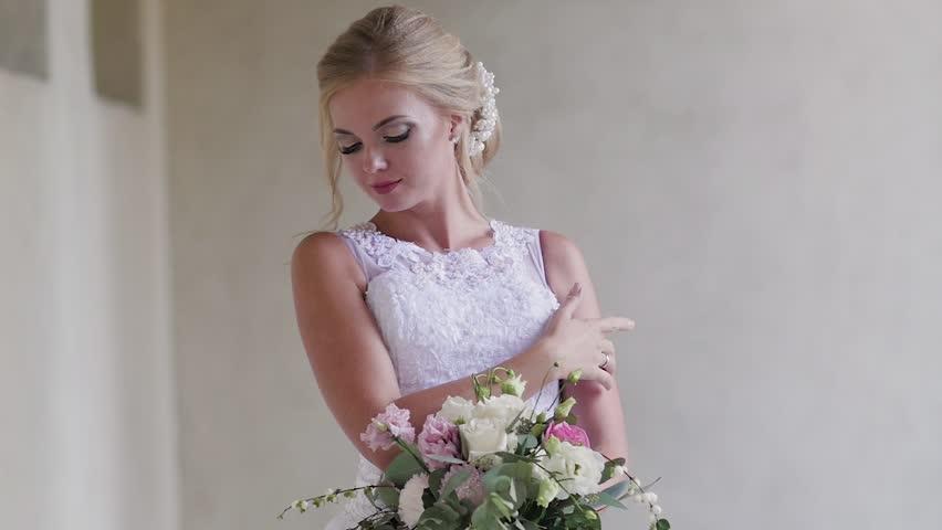 wedding day girl dress up