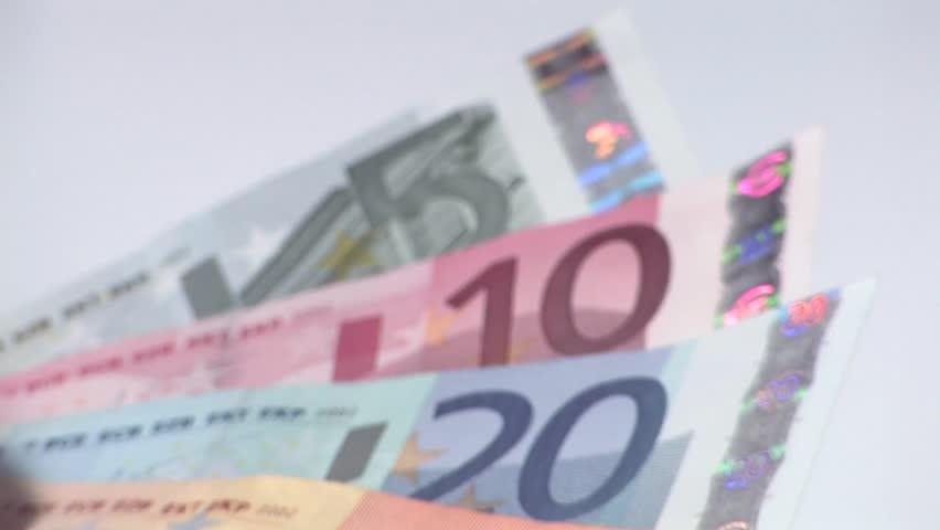 Many euros | Shutterstock HD Video #3220711