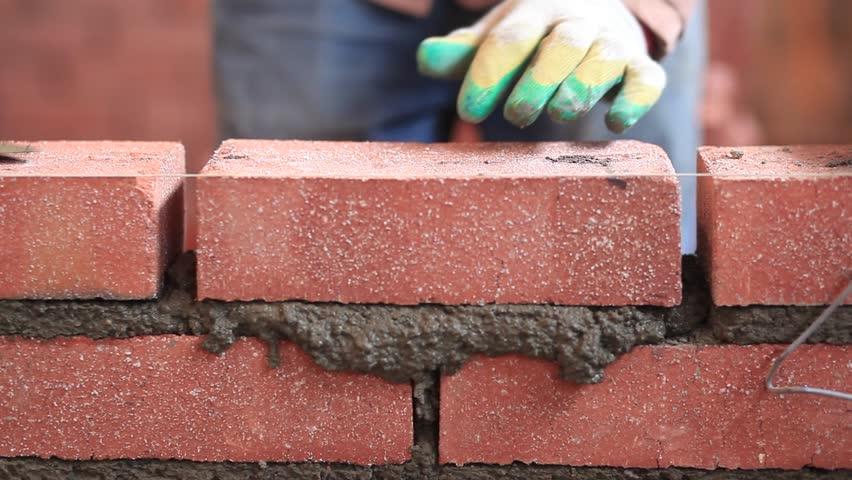 Building. Brick
