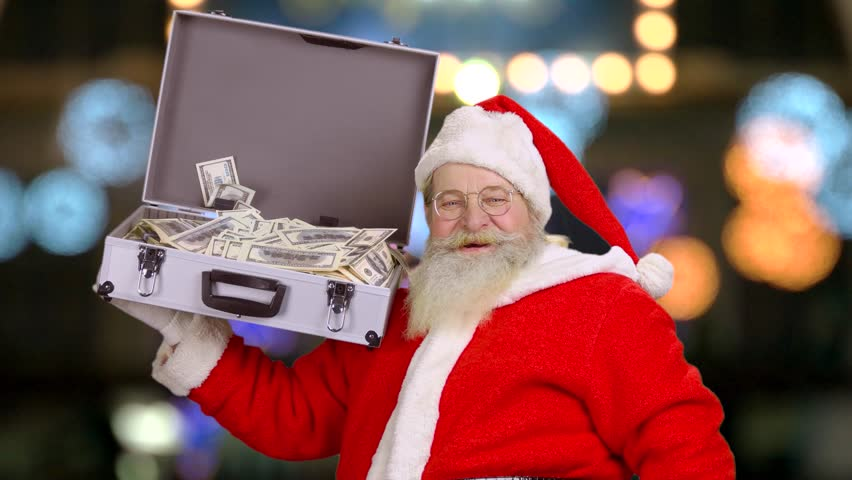 Image result for santa money