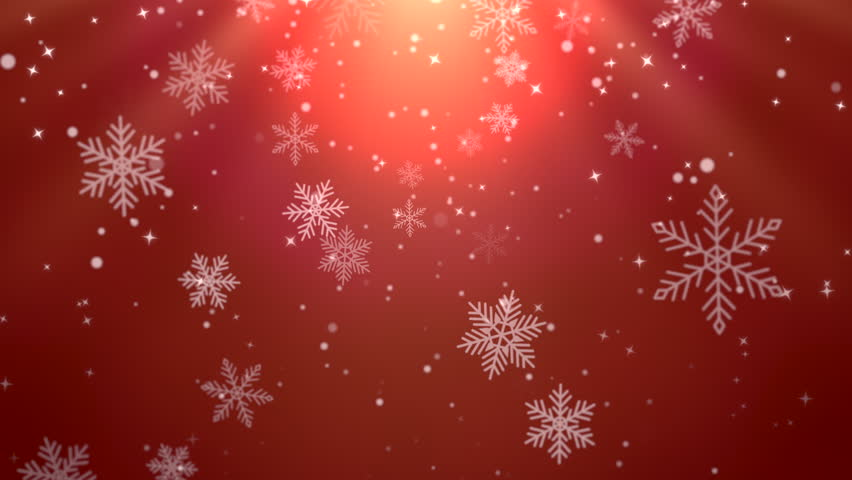 White snowflakes, stars and abstract bokeh particles falling. Happy New Year and Merry Christmas shiny background. Luxury and elegant dynamic style template in 4k footage. Video format 3840x2160 | Shutterstock HD Video #32642095
