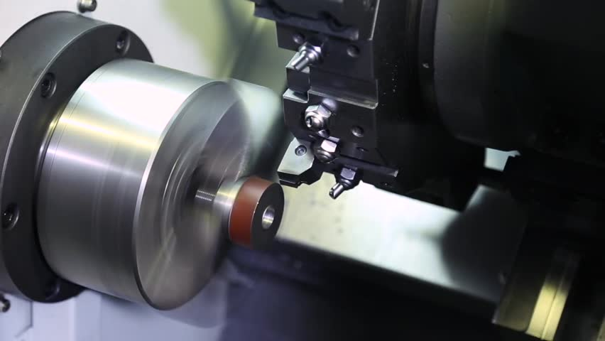 Industrial hydraulic metal cutting. process of metal working. industrial Metalworking equipment. metal working with hydraulic equipment | Shutterstock HD Video #32686051