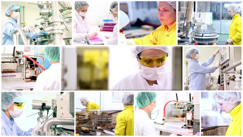 Pharmaceutical Workers.