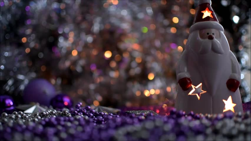 Video Of Colorful Christmas Decorations Stock Footage Video 100 Royalty Free 33415771 Shutterstock