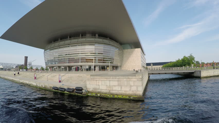 The Royal Danish Opera House, Stock Footage Video (100% Royalty-free)  33765391 | Shutterstock