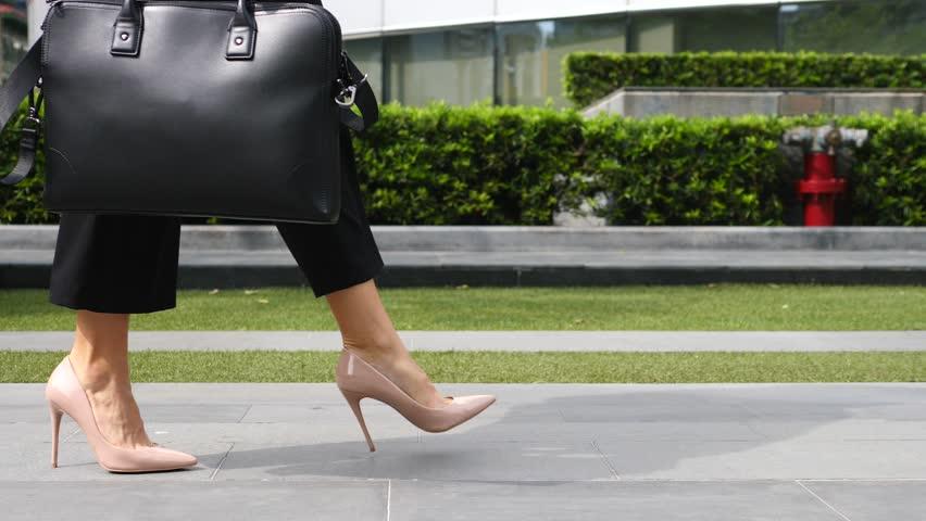 Consider, high heels outdoors