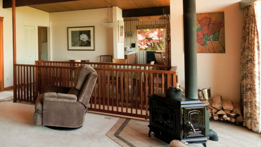 House Interior Modern Living Room