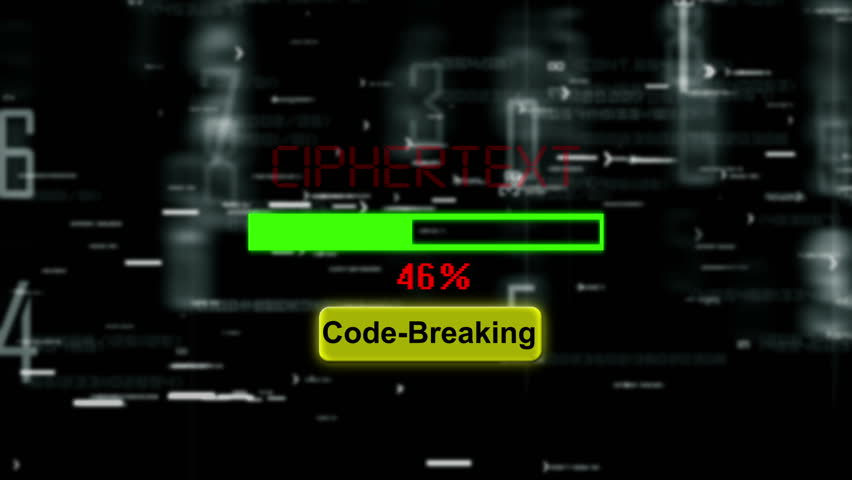 Header of cipher