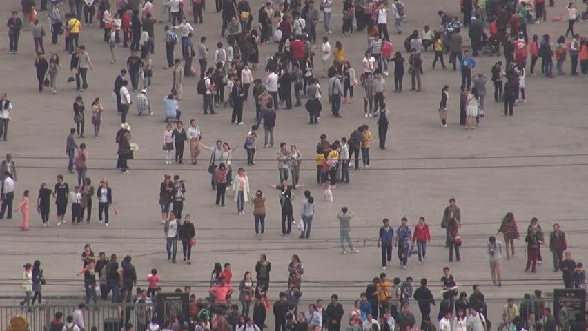 Stock Video Of Beijing China