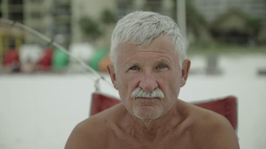Face Closeup of surprised man 4k | Shutterstock HD Video #34686361