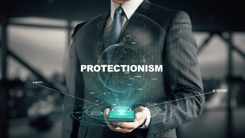 Header of protectionism