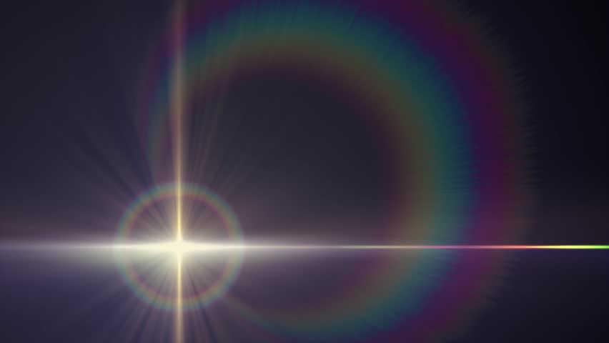 Diagonal moving lights optical lens flares shiny animation art background loop new quality natural lighting lamp rays effect dynamic colorful bright video footage | Shutterstock HD Video #34821421