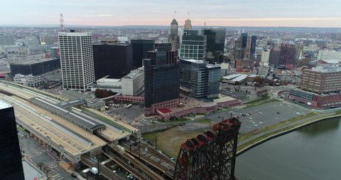 Newark NJ and East Orange Aerials . Newark is the largest city in the U.S. state of New Jersey, Jan 2017