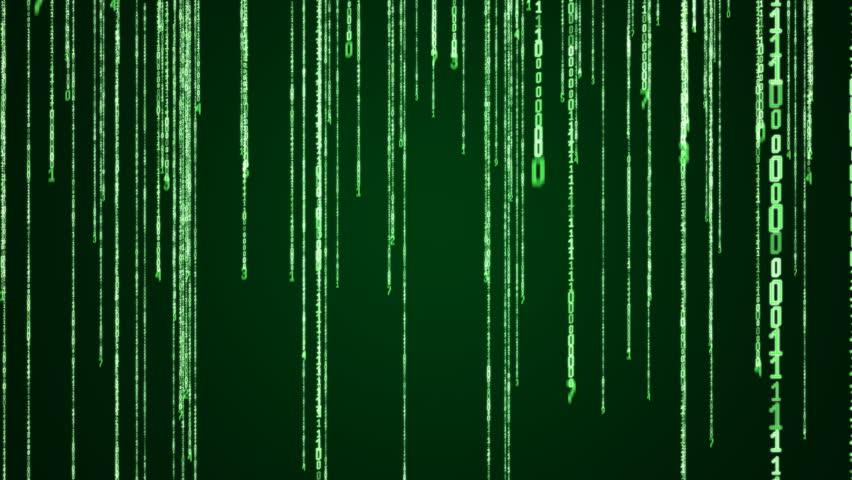 falling numbers, binary code