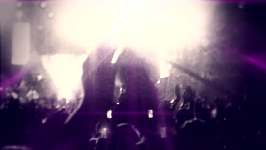 Summer hit concert stage | Shutterstock HD Video #3644555
