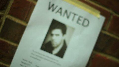 Wanted criminal.