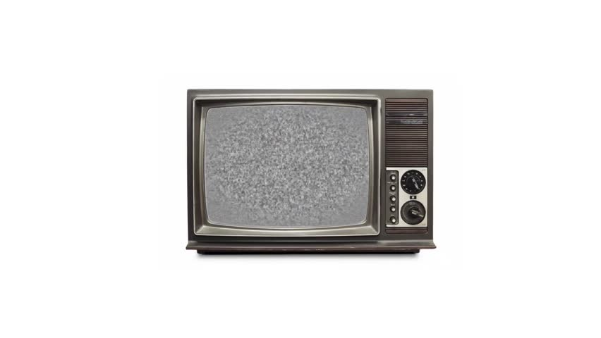 TV screen with static | Shutterstock HD Video #3884831