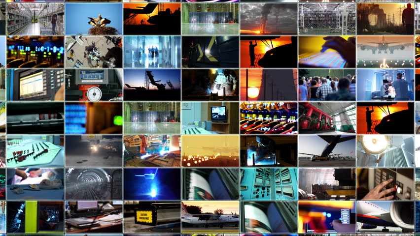Internet technology montage | Shutterstock HD Video #3892352
