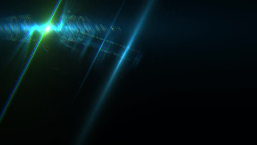 Turning Lens Flare with Moving Centre - Abstract Motion Background | Shutterstock HD Video #3911441
