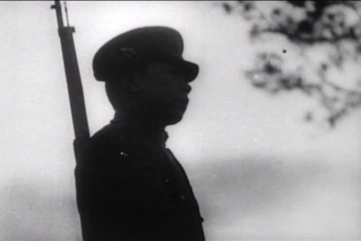 1940s - Japan dominates on the battlefield and in the war in 1943 in this propaganda film.